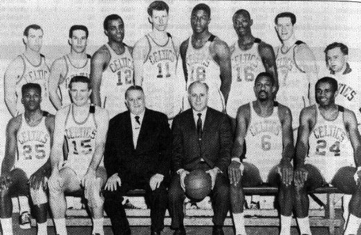 boston celtics 1964-1965 team