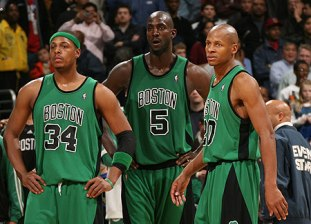 big three boston