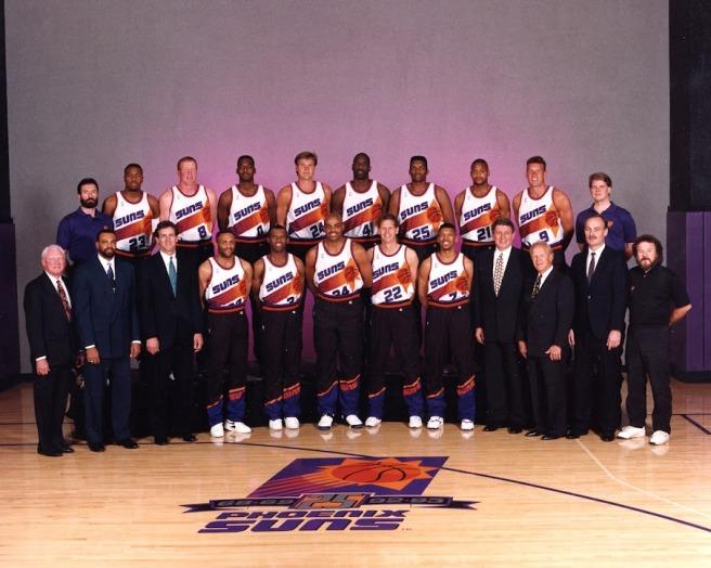 phoenix suns 92-32 team