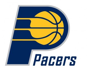 indiana pacers present logo