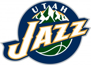 utah jazz present logo