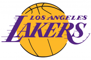 los angeles lakers present logo