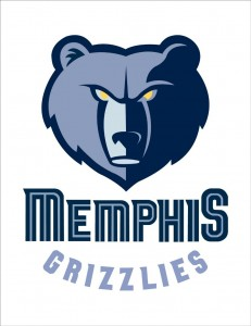 memphis grizzlies present logo