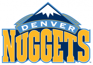 denver nuggets present logo