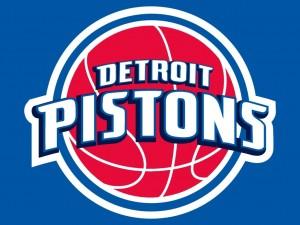 detroit pistons present logo