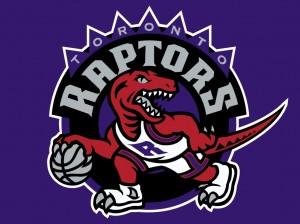 toronto raptors present logo