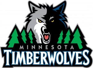minnesota timberwolves present logo